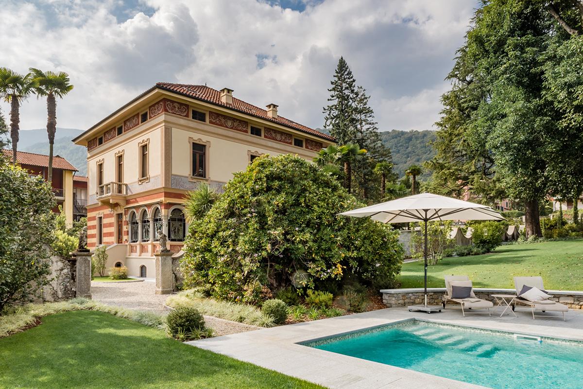 Villa Orsi esterno