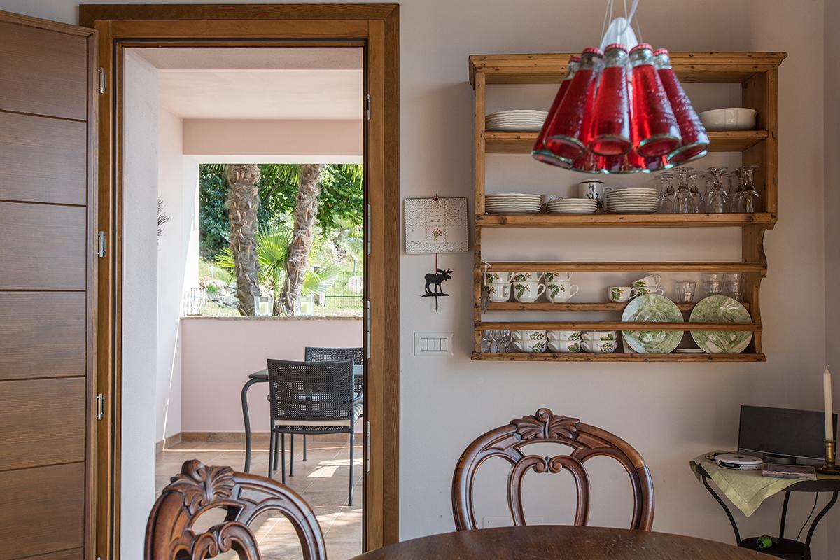 Villa cucina